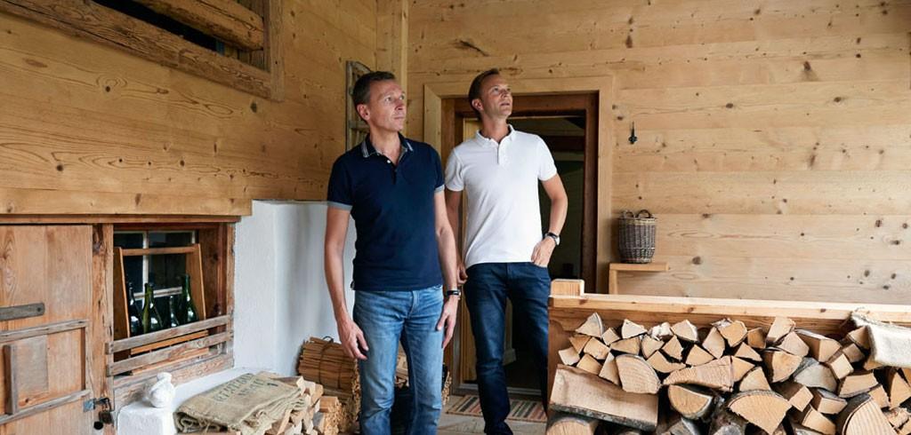 Patrick et Werner, Brienzwiler