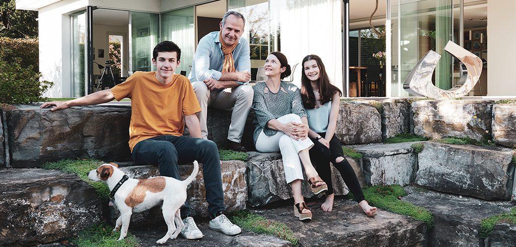 Yelena et famille, Veyrier