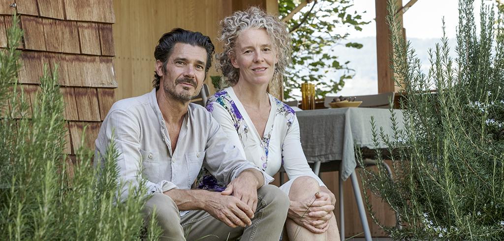 Armand et Michèle, Cerlier